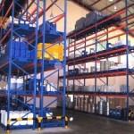 Las estanterías deben estar identificadas para que sea fácil localizar la mercancía que almacena.Imagen:  www.camarazaragoza.com