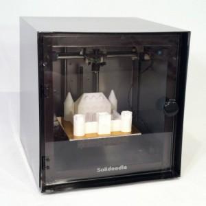 Impresora 3D Imagen: http://gizmologia.com