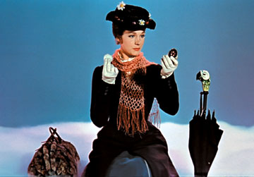 "Mary Poppings: ""Con un poco de azucar que os dan, ..."" Imagen: http://www.formula-internacional.com"