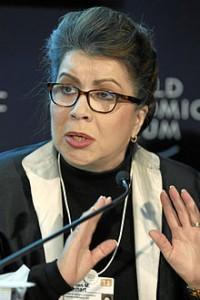 Carmen Reinhart. Imagen:  http://en.wikipedia.org