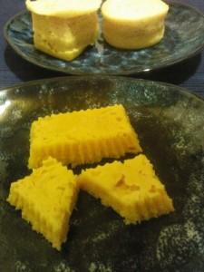 Bizcocho de naranja. Imagen: qmbecanada.com