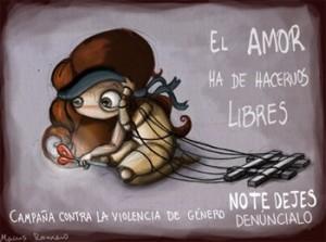 """""""El amor ha de hacernos libres"""" Imagen: http://blog.enfemenino.com"""