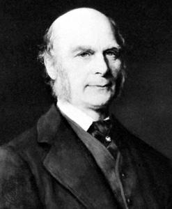 Sir Francis Galton. Imagen: http://09eugenesia.blogspot.com.es