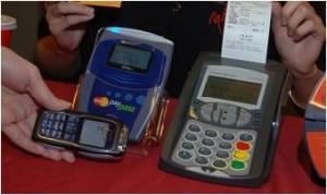 Pagar con el móvil. Imagen: http://www.ticweb.es