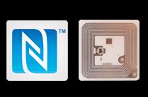 Tag NFC. Imagen: http://www.identivenfc.com