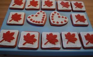Deliciosas galletitas hechas por http://misgalletasymistartas.blogspot.com.es Imagen: qmbecanada.com