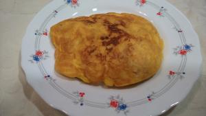 Tortilla de patatas sencilla